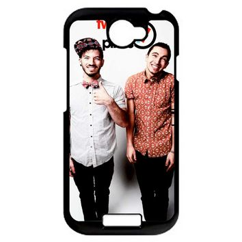Josh A Tyler Joseph Twenty One Pilots HTC One S Case