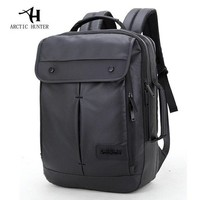 University College Backpack School  Business Bag For  Simple Design Men Casual Laptop Bag Computer s Waterproof Cover Male MochilaAT_63_4
