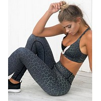 Women Leopard Print Leggings