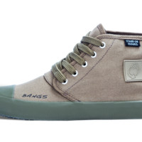 Forest Green HT - BANGS Shoes