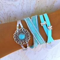 Floral Frenzy Stack