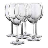 SVALKA Red wine glass - IKEA