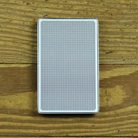 Rechargeable Card Speaker - Silver - Cool Material