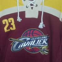 Cavs sweater