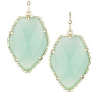 Corley Drop Earrings in Chalcedony - Kendra Scott Jewelry