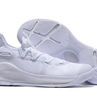Under Armour Curry 6 - White