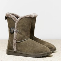 AEO BUTTONED COZY BOOT