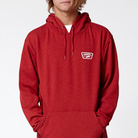 Vans Full Patched Red Pullover Hoodie at PacSun.com