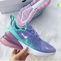 NIKE AIR MAX 270 Breathable running shoes-6