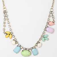 Urban Outfitters - Rhinestone Candy Necklace