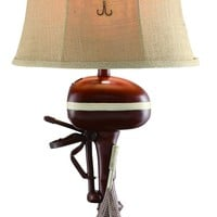 Motor Boating Table Lamp