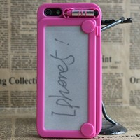 Magnetic Drawing Case For iPhone 4 / 4S / 5