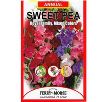 Ferry-Morse Sweet Pea Royal Family Mixed Color Seed-1938 - The Home Depot