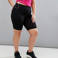Rainbeau Curve Short In Black at asos.com