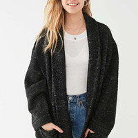 UO Knit Shawl Jacket | Urban Outfitters
