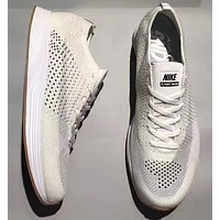 NIKE Flyknit Racer Hook fly line shoes