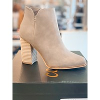 Aruella Booties - Clay