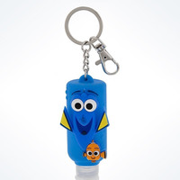 Disney Parks Keychain Hand Sanitizer Nemo & Dory 1oz New With Tags