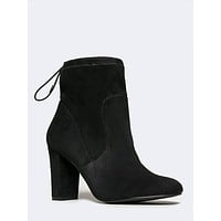 Bailey Ankle High Booties