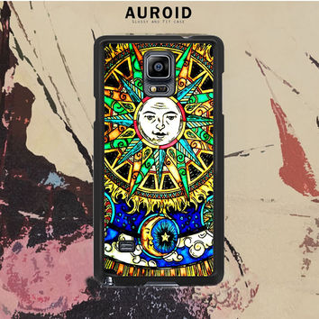 The Moon And Sun Lana Del Rey Samsung Galaxy Note 3 Case Auroid