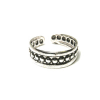 Sterling Silver Bohemian Ring