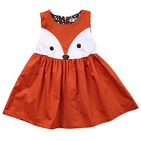Girls Foxy Dress