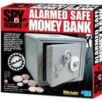 4M Spy Science Money Safe