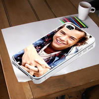 Harry Styles Bandana One Direction Case cover iPhone 4/4s, iPhone 5/5s/5c, Samsung S3,S4,S2, iPod 4, iPod 5 Case