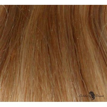 """18"""" Clip In Remy Hair Extensions: Blonde/ Monroe Blonde No. P27-613"""