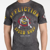 Affliction American Customs Speed T-Shirt