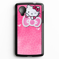 Cute Hello Kitty Nexus 5 Case