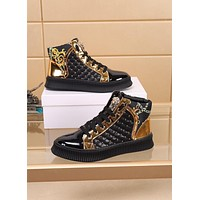 Versace Woman's Men's New Fashion Casual Shoes Sneaker Sport Running Shoes