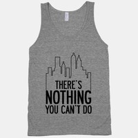 NYC - There's Nothing You Can't Do