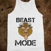 BEASTMODE WORKOUT GYM FITNESS TANK