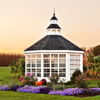 The Garden Shed Greenhouse 12' x 12'