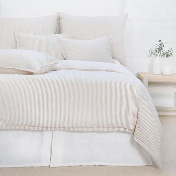 Connor Ivory & Amber Bedding by Pom Pom at Home