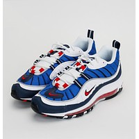 Nike Air Max OG 98 GunDam Popular Men Retro Color Matching Sport Running Shoe Sneakers I