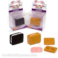 Cookie  Japanese Puzzle Eraser