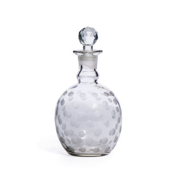 """Whiskey Decanter """"Moon"""""""