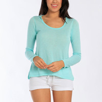 Miami Style® - Soft Knit Style Viscose Hoodie