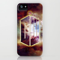 Doctor Who VII iPhone & iPod Case by Rain Carnival