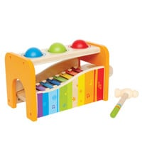 Hape Pound and Tap Bench- E0305