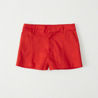 Womens Tailored Shorts   Womens Bottoms   Abercrombie.com