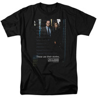 LAW & ORDER SVU/SVU - S/S ADULT 18/1 - BLACK -