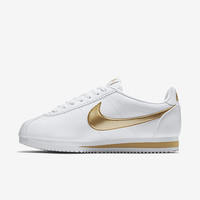 The Nike Classic Cortez Leather Women's Shoe.