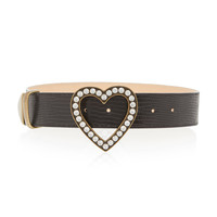 Heart Buckle Belt | Moda Operandi