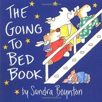 Going To Bed Book