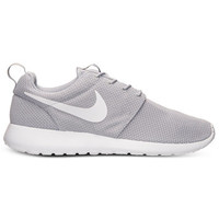 Nike Men's Roshe Run Casual Sneakers from Finish Line | macys.com