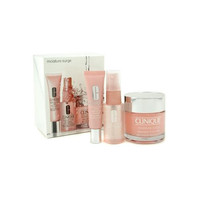 Moisture Surge Set: Cream 75ml + Eye Gel 15ml + Face Spray 30ml --3pcs