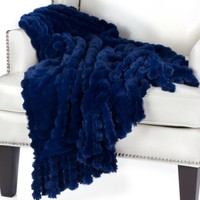 Omni Throw | Throws | Bedding and Pillows | Z Gallerie